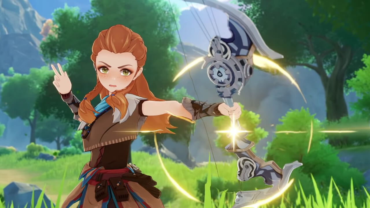 Genshin Impact: How to Get Aloy