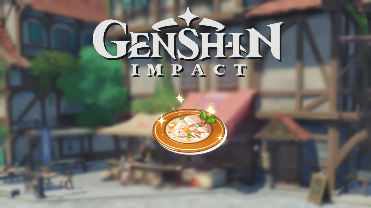 Genshin Impact: How to Get Delicious Cream Stew