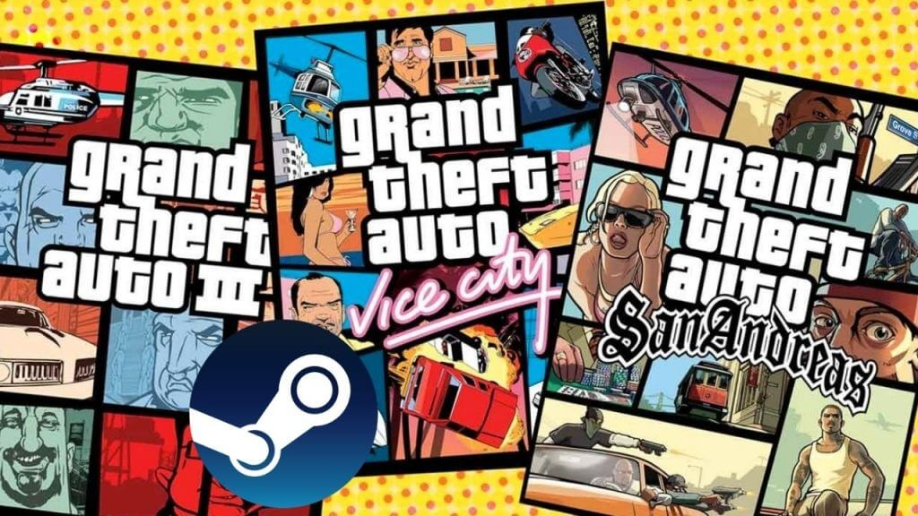 GTA Trilogy: The Definitive Edition Might Be Coming to Steam
