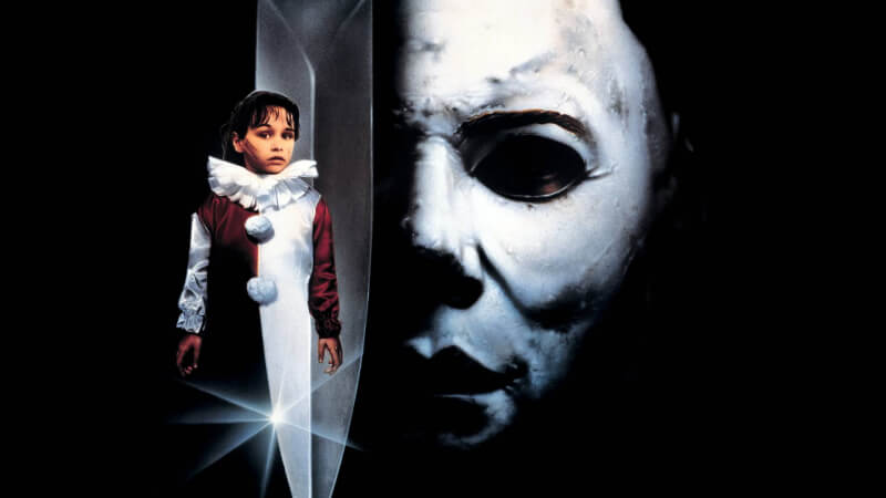 Jamie and Michael Myers