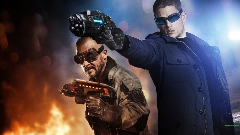 Wentworth Miller will return for The Legends of Tomorrow 100th episode