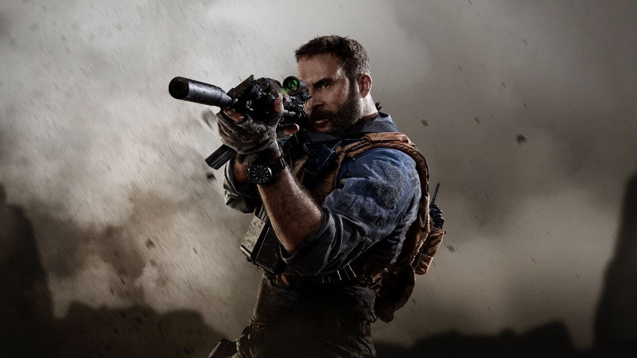 Call of Duty 2022 Will Reportedly Be Titled Modern Warfare II