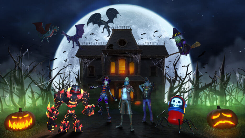 Top 10 Scariest Roblox Games to Play this Halloween