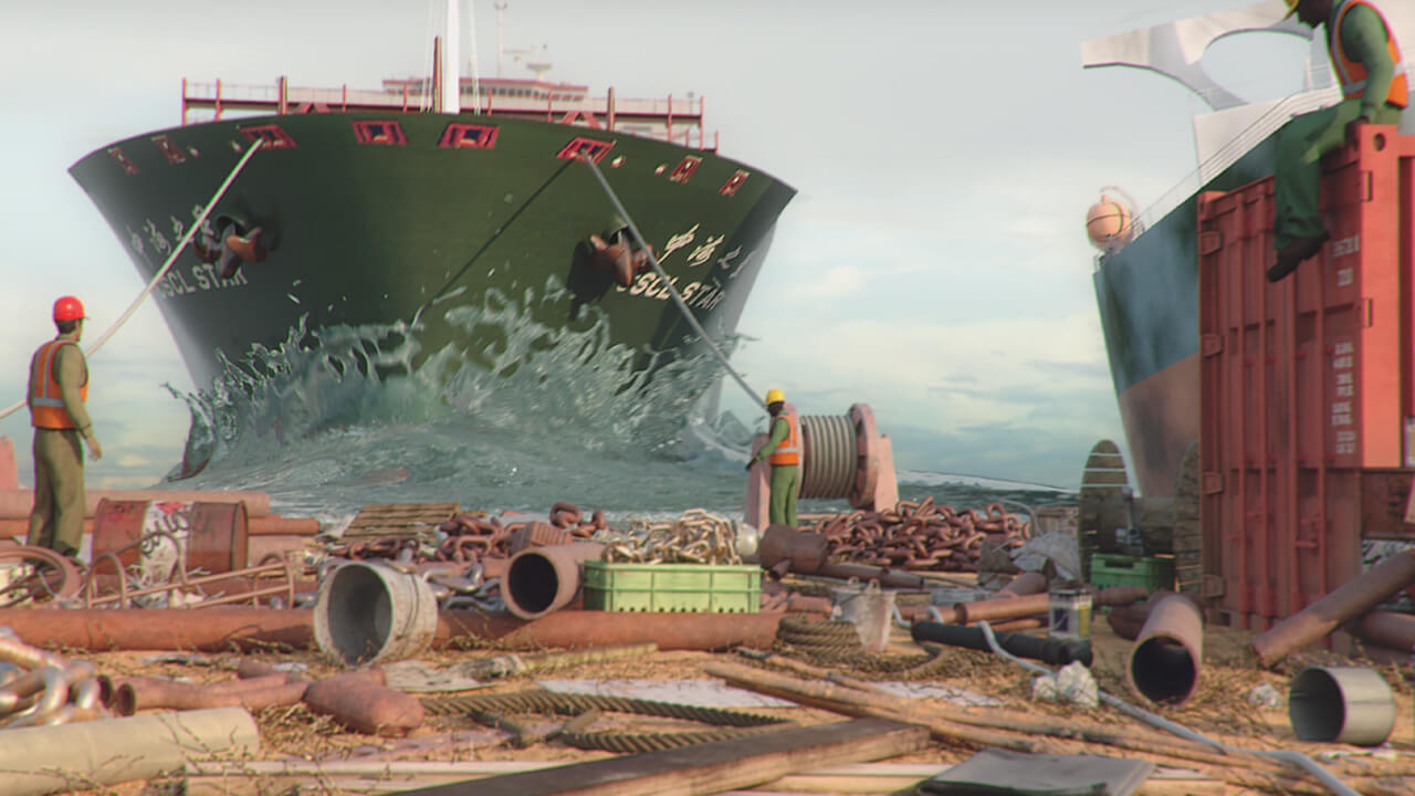 The Demo for Ship Graveyard Simulator Arrives on Steam Tomorrow