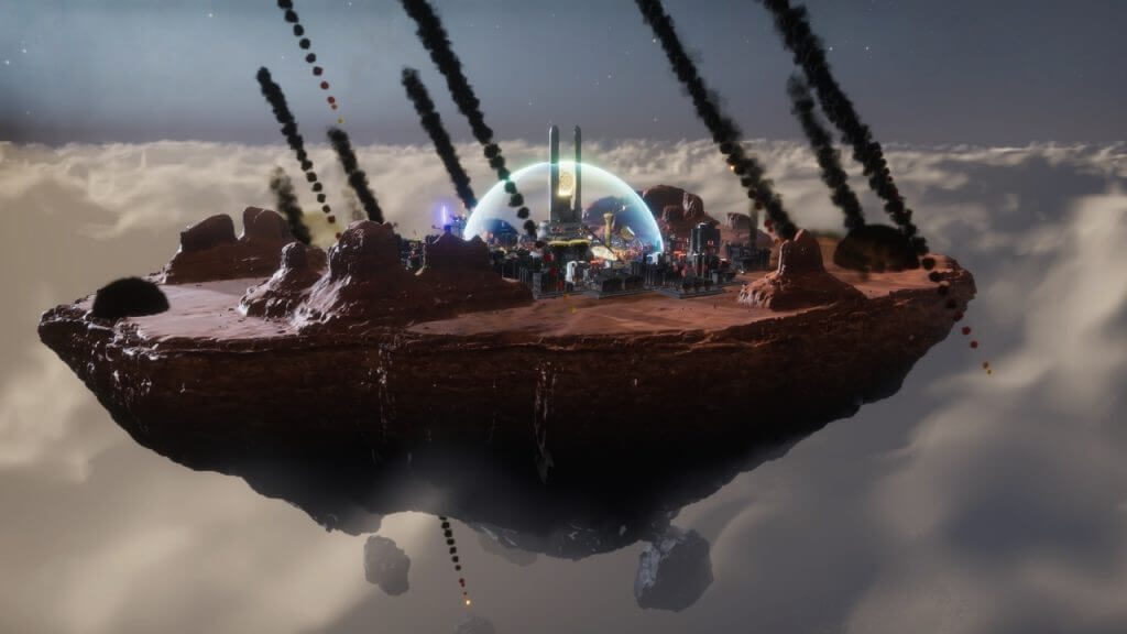 Sphere - Flying Cities Game Soars Onto Steam