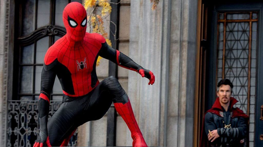 10 Best Moments From Tom Holland's Spider-Man Movies