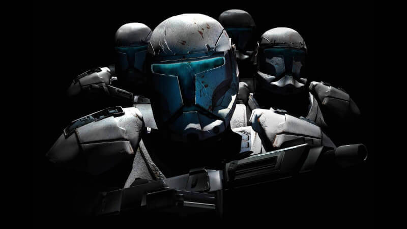 Star Wars Bundle from Aspyr Media featuring Republic Commando for Switch and PS4