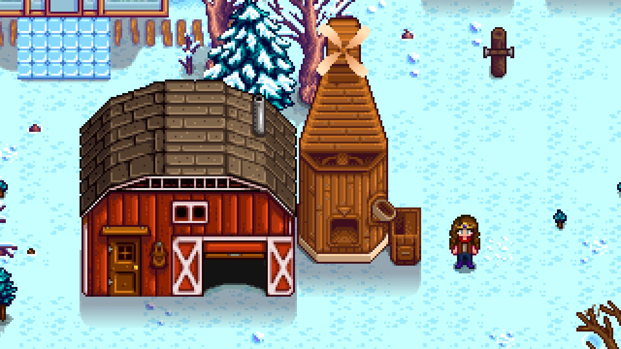 Stardew Valley: How to Get and Use the Mill