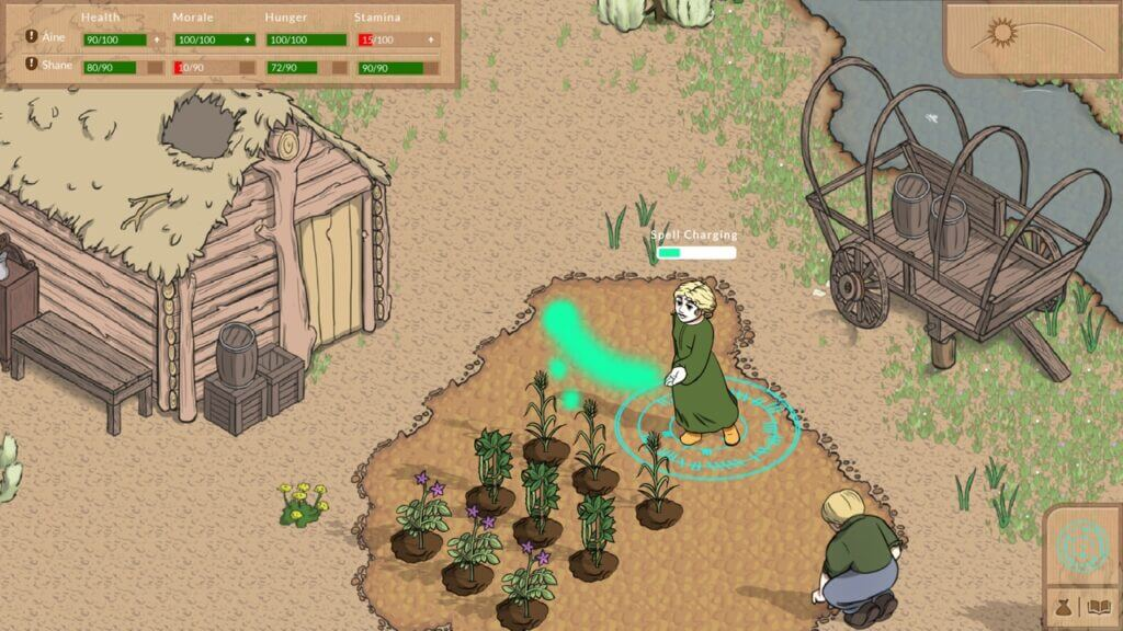 Veil of Dust: A Homesteading Game Releasing Demo