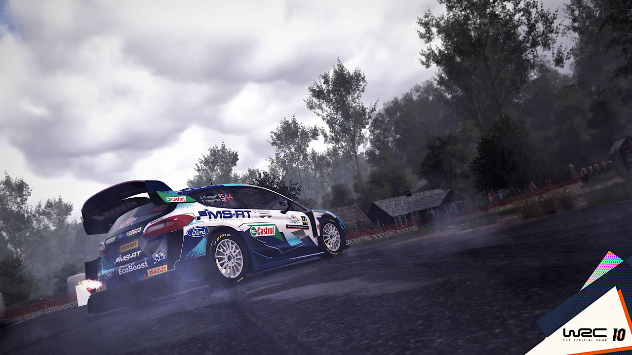 WRC 10 Review: Rally Racing At It's Finest