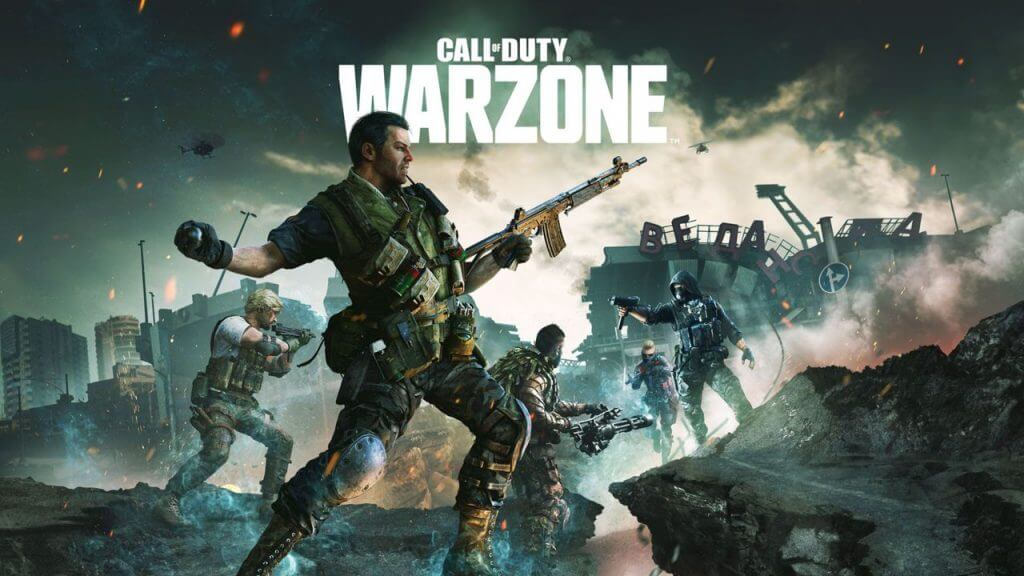 Call of Duty: Vanguard Weapons Arrive in Warzone