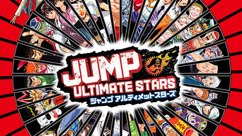 15 Best Crossover Game Series Jump Ultimate Stars