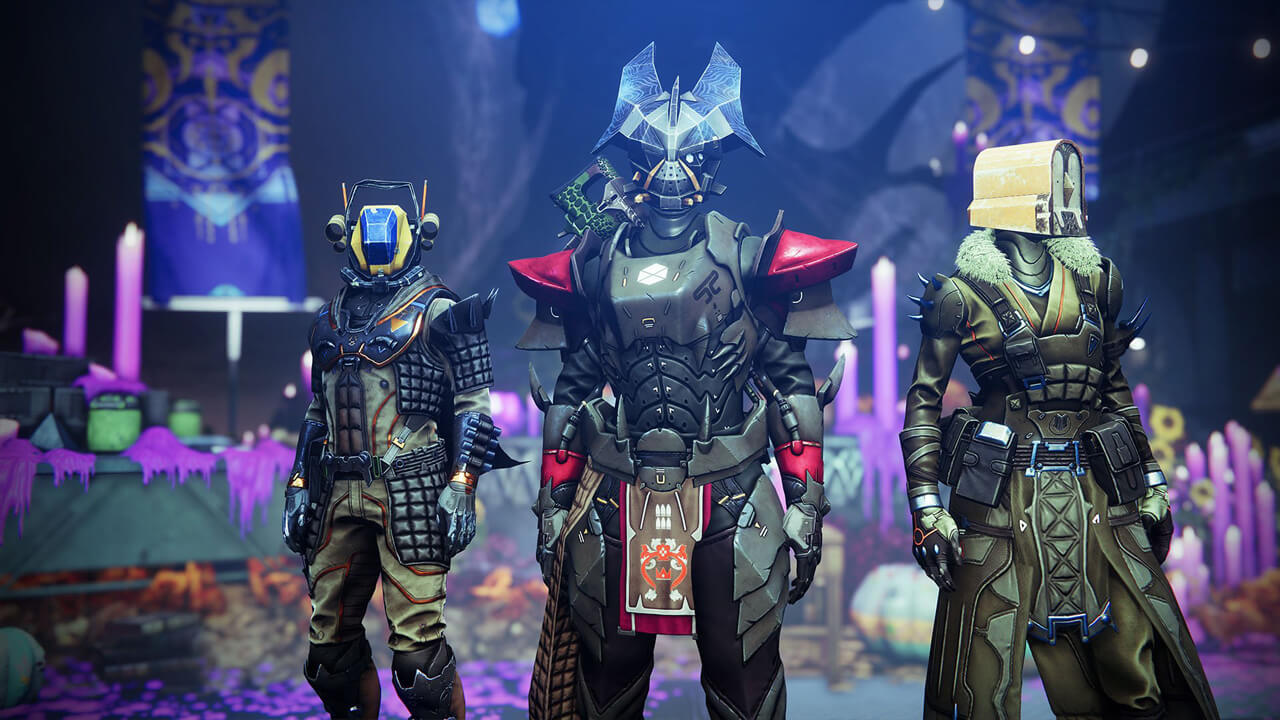Destiny 2's 2021 Festival of the Lost Revealed