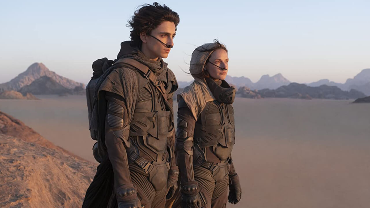Upcoming 'Dune' Movie Continues to Tease With Its Final Trailer