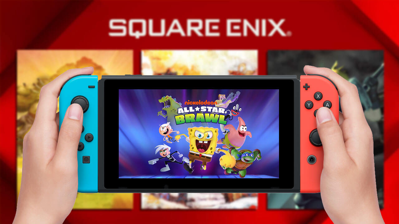 This Week (October 1) on Switch eShop: Nickelodeon and TGS