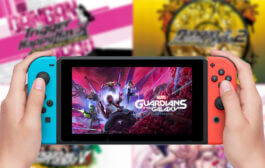 This Week (October 22) on Switch eShop: GotG and Halloween Sale