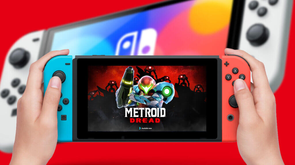 This Week (October 8) on Switch eShop: OLED and Metroid Dread