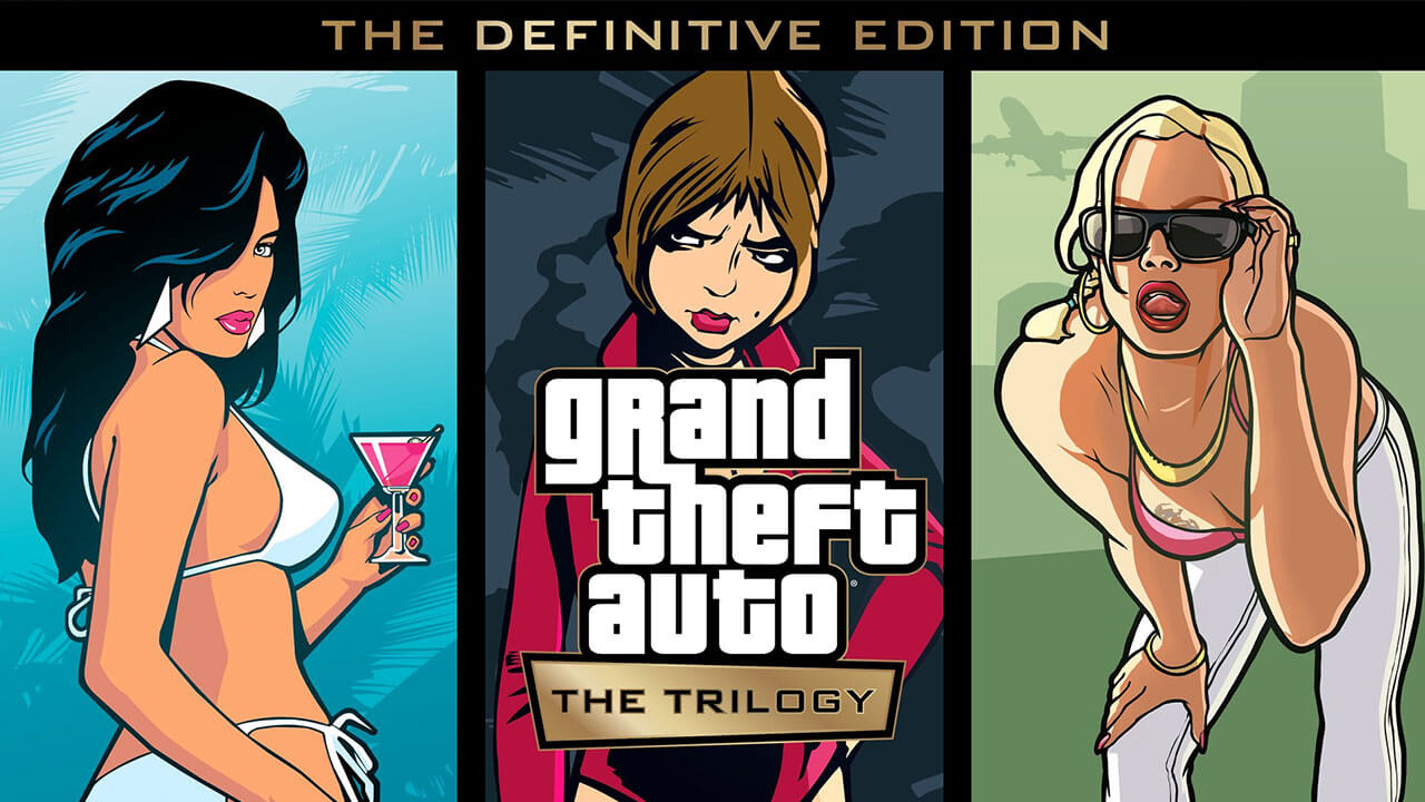 GTA: The Trilogy - The Definitive Edition Remaster Officially Announced