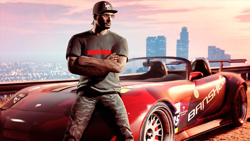 GTA: The Trilogy Remaster - The Definitive Edition GTA Online Update