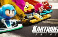 Free-to-Play Racing KartRider: Drift Opens Its PS4 Beta Registration