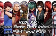 KOF XV Announces PS4 and PS5 Open Beta Periods