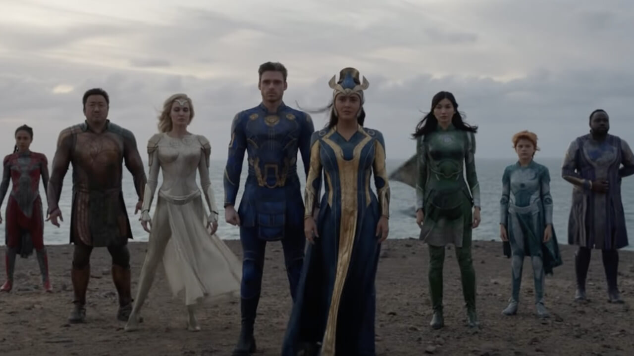 Marvel's Eternals Will Premiere Early at the Rome Film Festival