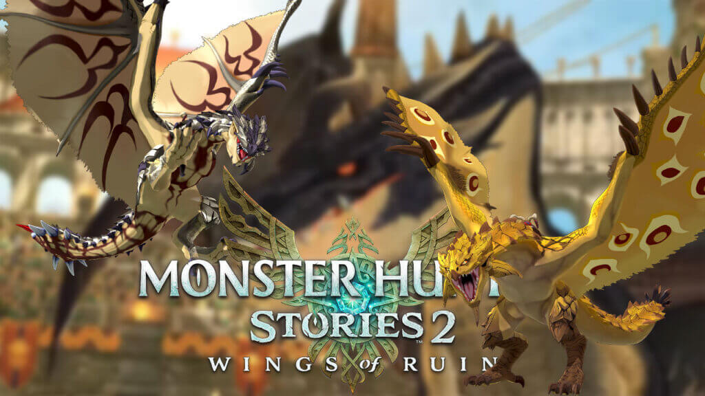 Monster Hunter Stories 2 Update 1.5.0/1.5.1 Patch Notes