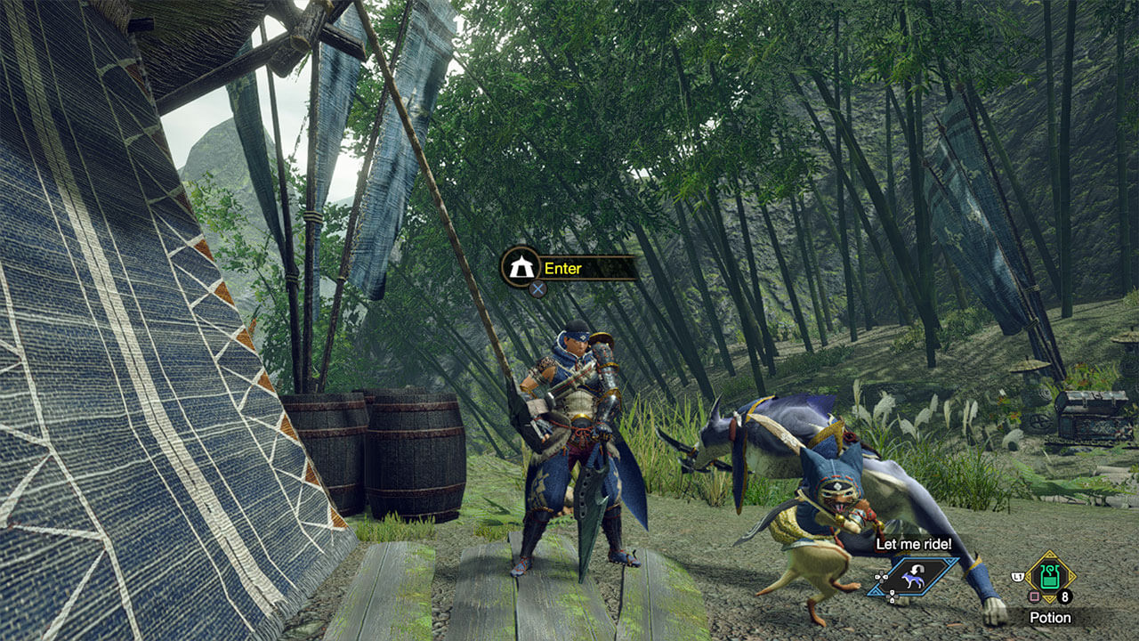 Monster Hunter Rise Demo: How To Enable Controller