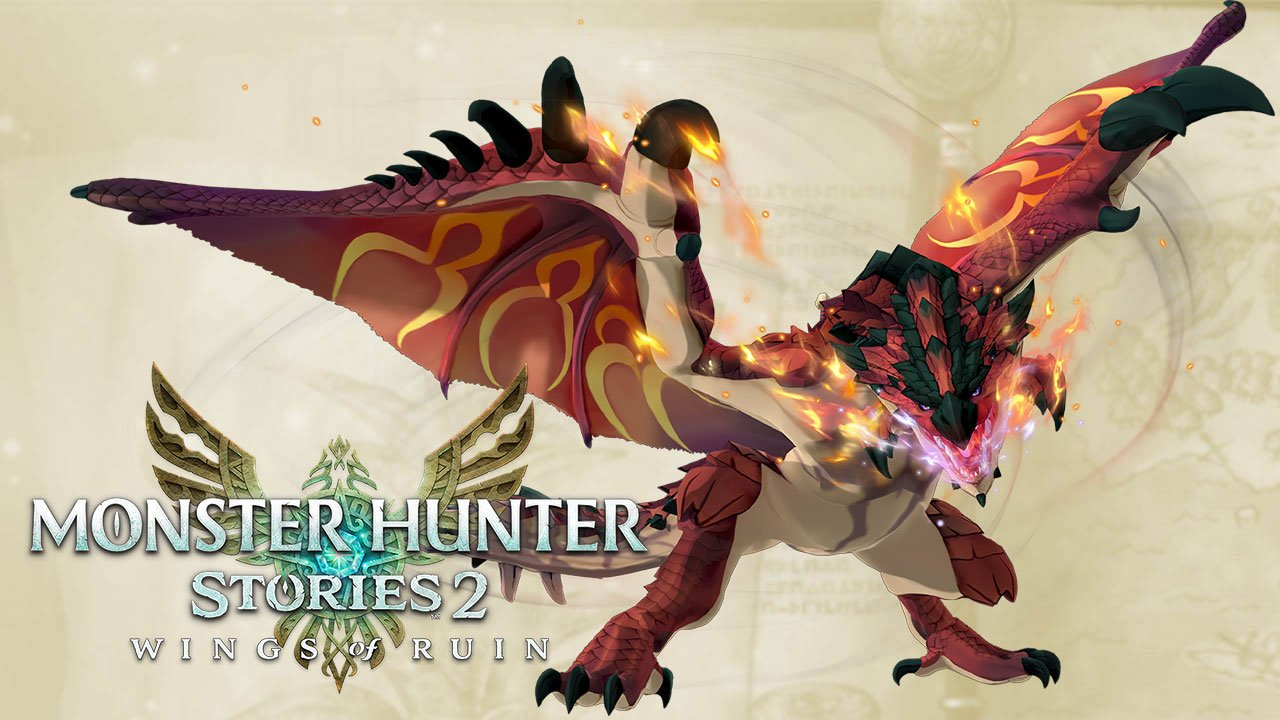 Monster Hunter Stories 2: How to Get Dreadking Rathalos