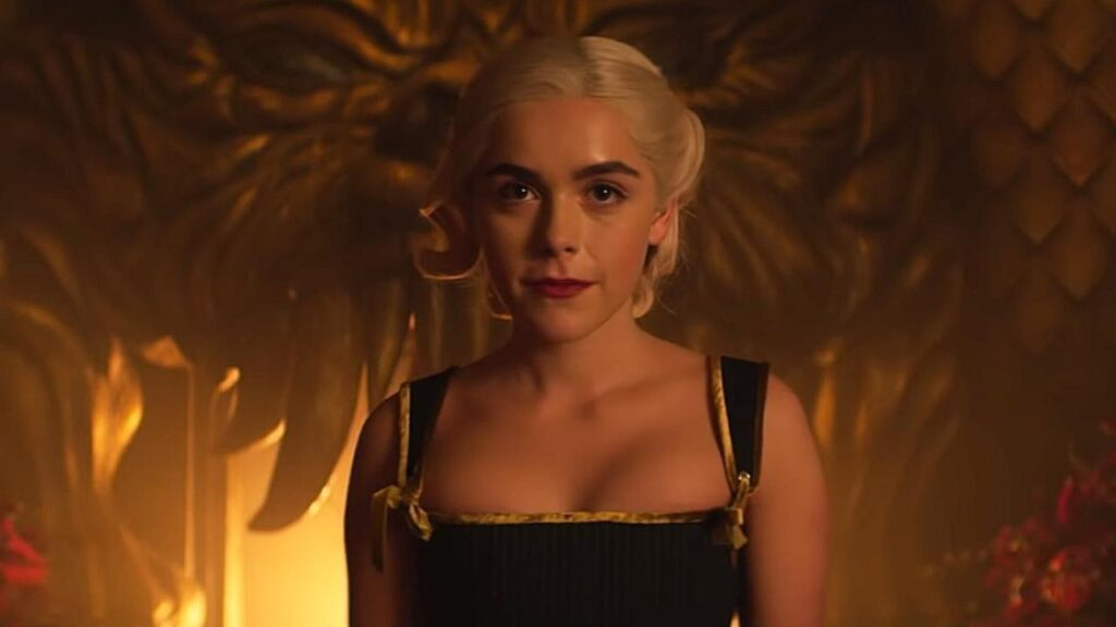 The Witch Has Arrived! Sabrina Appears in 'Riverdale' Promo