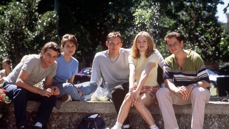 Sidney and friends in Scream