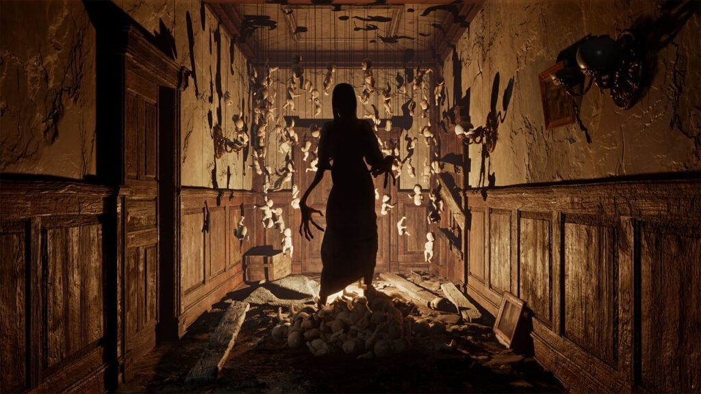 Psychological Horror Game 'Silver Chains' Out Now on Xbox Series X S