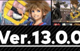 Super Smash Bros Ultimate Update 13.0.0 Patch Notes