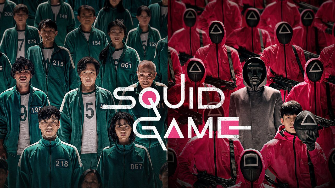 Abu Dhabi is Hosting a Real-Life Squid Game