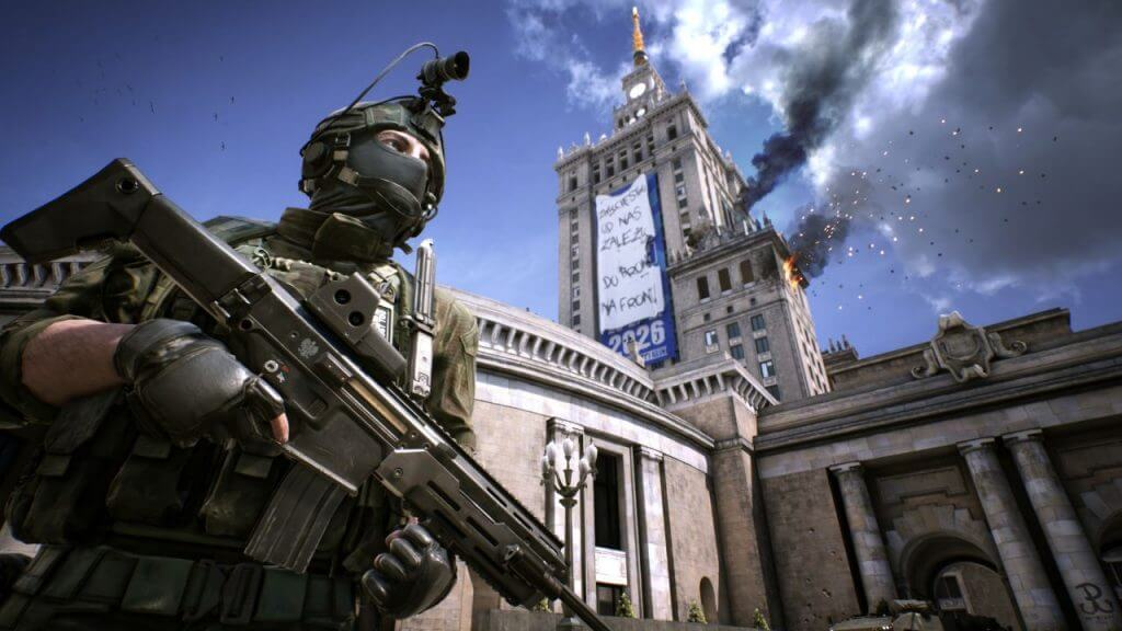 Someone Bought the $5 Million Pack for Multiplayer Shooter World War 3
